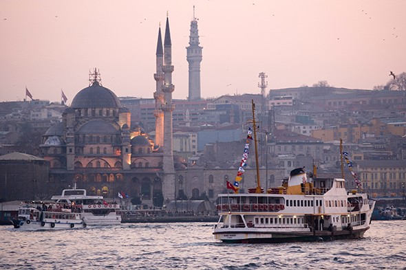 Sevcan's Istanbul