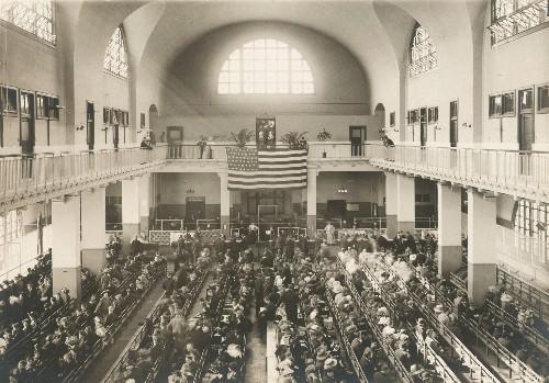 How Ellis Island shepherded millions of immigrants into America