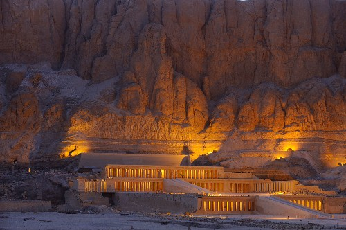 This Temple Honors the Egyptian Queen Who Ruled as King
