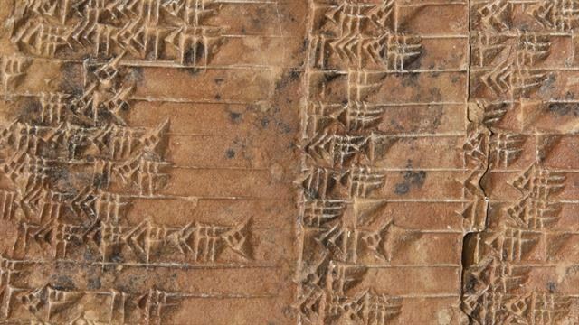Solving an Ancient Tablet's Mathematical Mystery