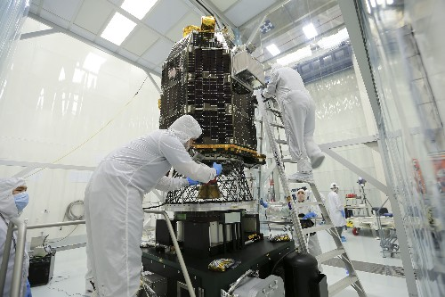 To Protect Alien Life-Forms, Earth Spacecraft Being Sanitized