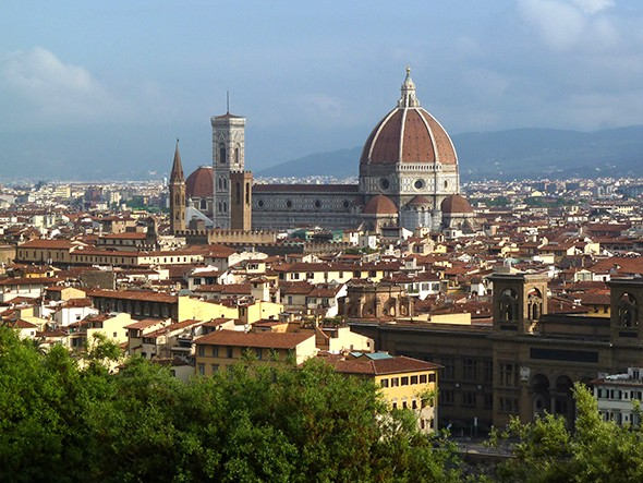 Travels on the Run: Florence