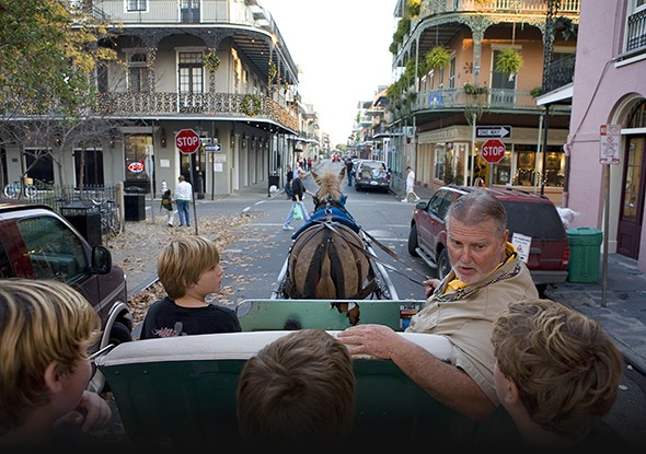 Great Family Trips: New Orleans