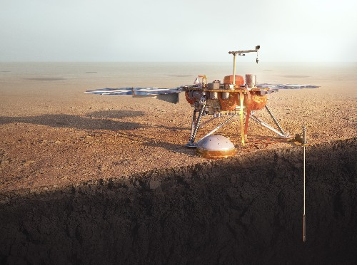 New Mars lander safely touches down. What happens now?