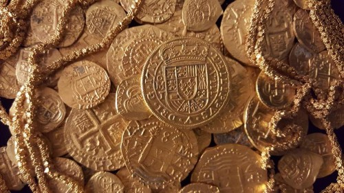 300-Year-Old Spanish Shipwreck Holds Million Dollar Treasure