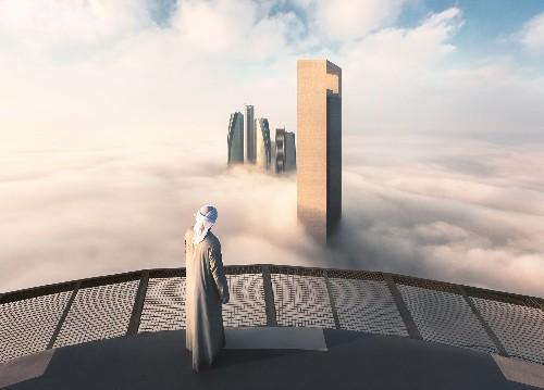 These photos reveal the splendors of Abu Dhabi