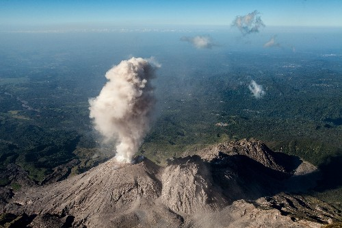 Explorers Research a Mysterious Volcanic System in Guatemala