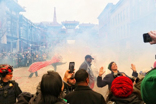 DC Chinese NewYear Mayor Muriel Bowser Photo by J SIRAKAS — National Geographic Your Shot