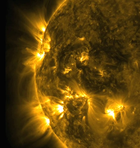 Sun's Magnetic Field to Reverse: What It Means