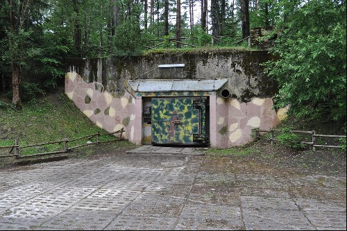 Archaeology reveals Cold War nuclear bunkers in Poland