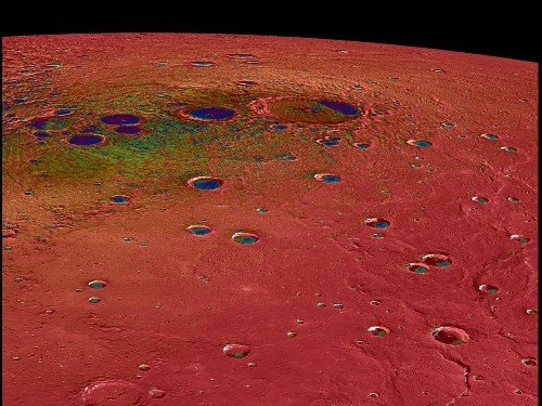 Small, Shrinking Mercury Is a Planetary Space Oddity