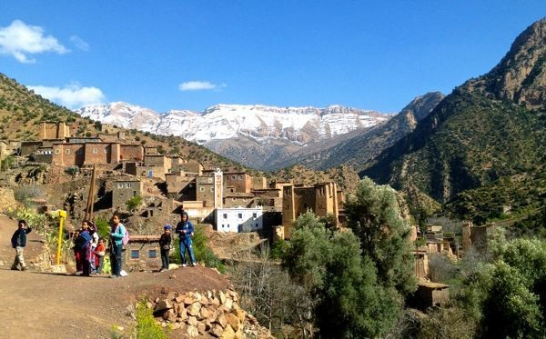 Morocco: Climbing and Community Service in the High Atlas