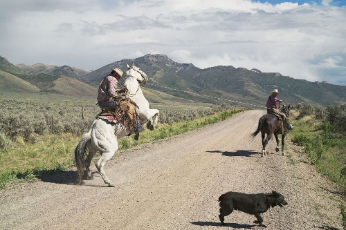 A Personal Portrait of the American West
