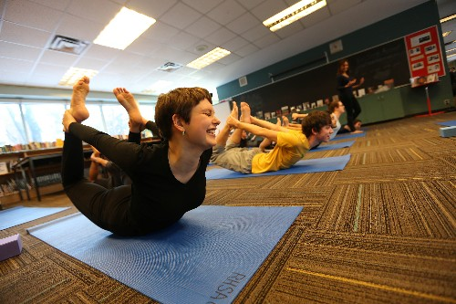 New Study Shows Yoga Has Healing Powers