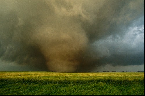 Tornadoes and Global Warming: Is There a Connection?