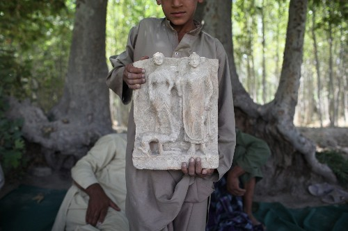 Who's Stealing Afghanistan's Cultural Treasures?