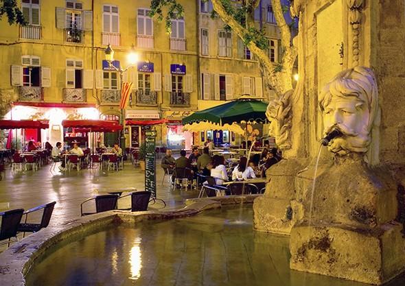 Anne's Aix-en-Provence