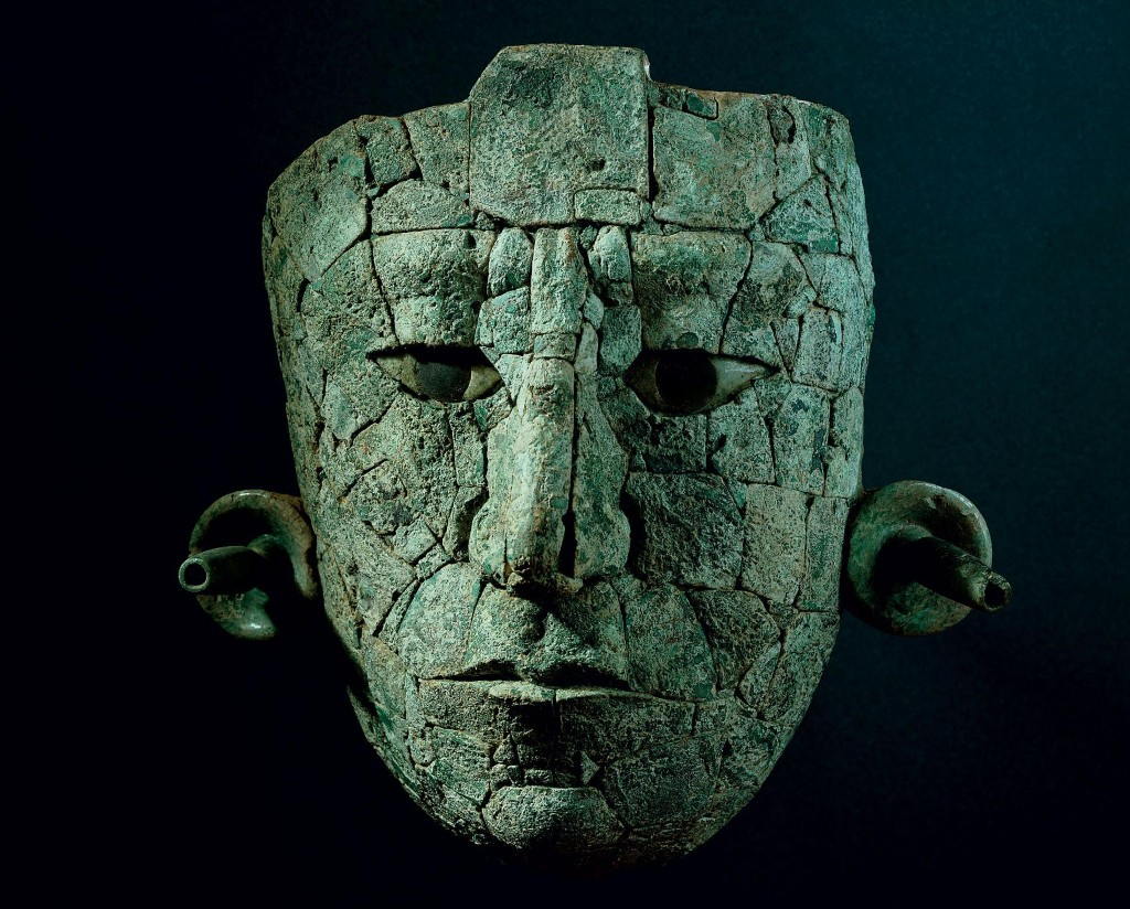Mystery Queen in the Maya Tomb