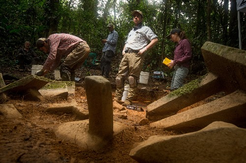 See New Discoveries at the Mysterious City of the Jaguar