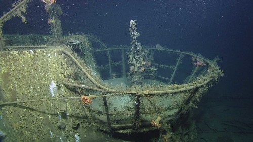 72 Years Later, Snubbed Captain Credited With Downing German U-Boat