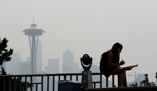 Wildfire Smoke Makes Seattle and Portland World's Dirtiest Cities