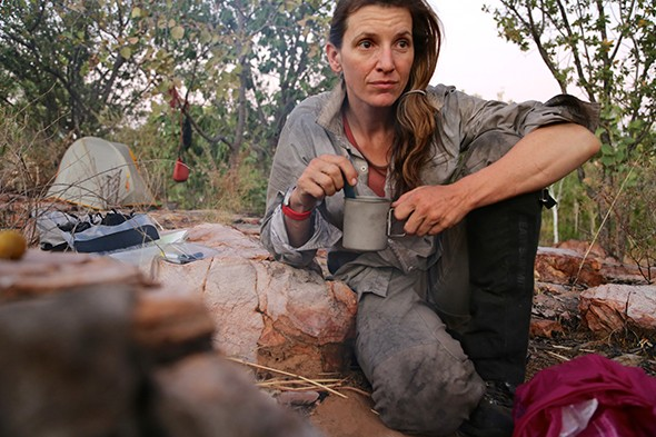 Trekking Australia's Last Frontier: One Woman's 500-Mile Survivalist Adventure