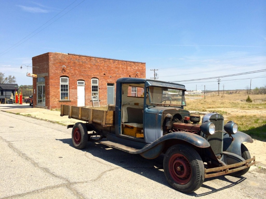 Route 66: Meeting Mater
