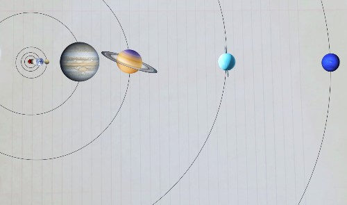 Every Solar System Image You've Ever Seen is Wrong. Till Now.