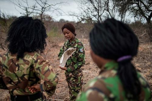 These Badass Women Are Taking on Poachers—and Winning