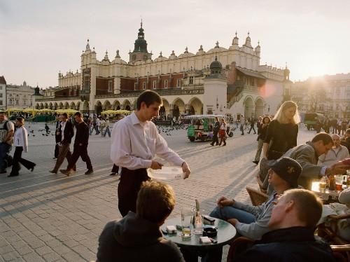 Going Home: Krakow