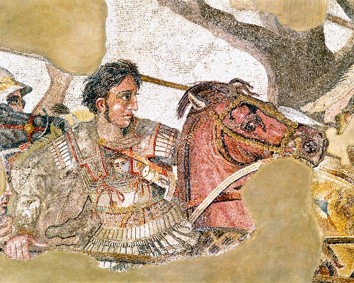 "Behind Tomb Connected to Alexander the Great, Intrigue Worthy of ""Game of Thrones"""