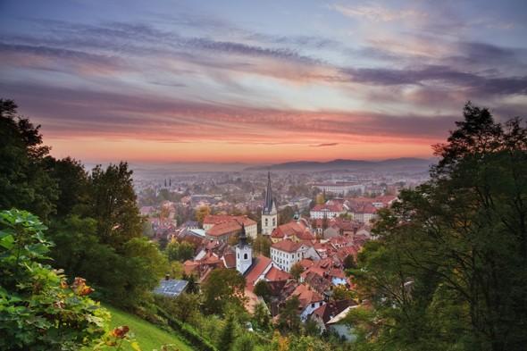 Slovenia's Ancient Roman Holiday