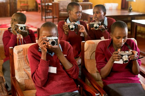 These Girls Escaped Child Marriage. Now They're Raising Their Voices—and Cameras.