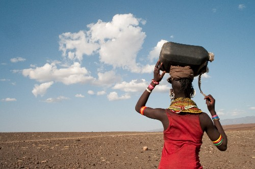 Kenya's Giant Aquifer Highlights Groundwater's Critical Role