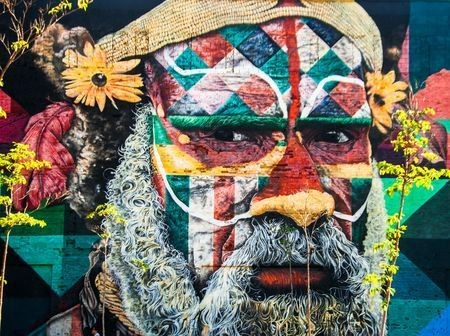 Huli Man from Papua New Guinea Photo by Johnny Pacheco — National Geographic Your Shot