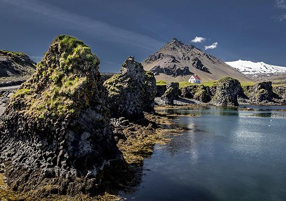 Journey to the Center of Snæfellsjökull