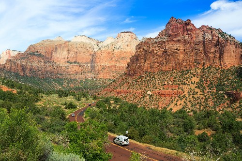 National Parks Road Trip: Utah