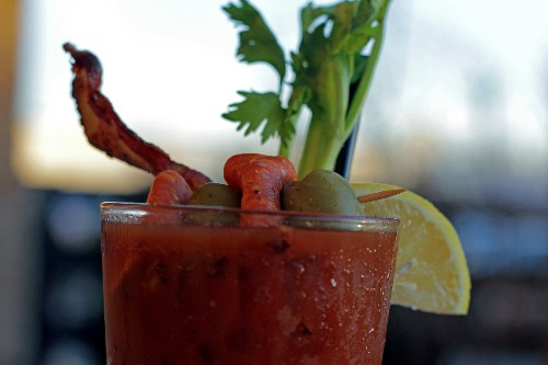 Why Your Bloody Mary Tastes Better on a Plane