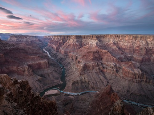The Grand Canyon: Millions of Years in the Making