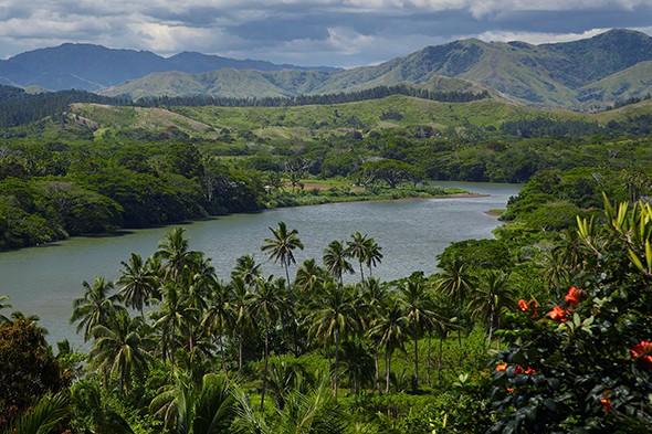 Beyond the Beach in Fiji