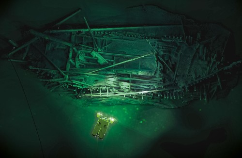 This is why Black Sea shipwrecks are such a unique find