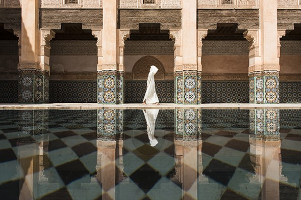 Your Shot of the Month: Marrakesh Madrassa