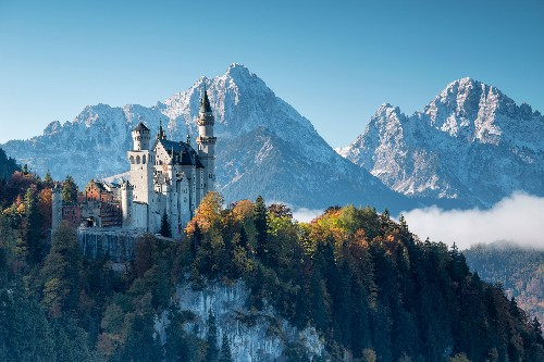 This Immense, Fairy-Tale Castle was Built for One Person