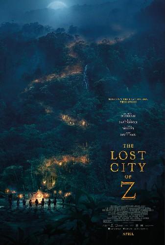 The New Film, The Lost City of Z, Celebrates Adventure