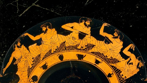 Wine, Women, and Wisdom: The Symposia of Ancient Greece