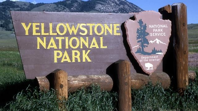 A brief history of Yellowstone National Park