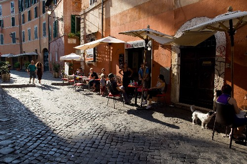 Eat, Cook, Love: How a Girl From Missouri Ended Up in Rome