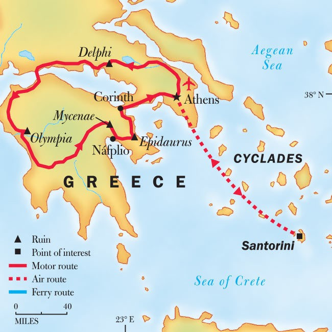Greece Family Expedition