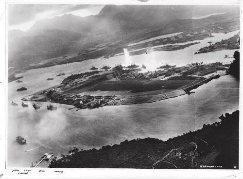 Excerpt: Rare World War II maps reveal Japan's Pearl Harbor strategy