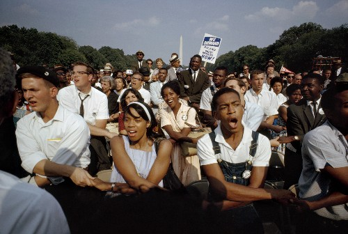 Picture Archive: March on Washington, 1963
